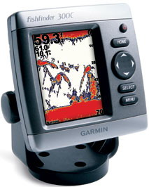 Garmin Fishfinder 300С